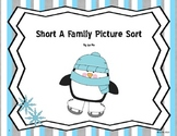 Short A Family Picture Sort