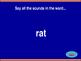 Short A Jeopardy!