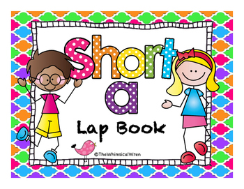 Short A Lap Book