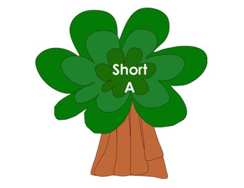 Short A Long A Apple Sort
