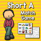 Short A Match Game