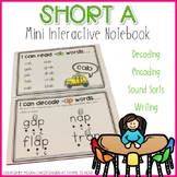 Short A Mini Interactive Notebook