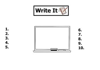 Short A PDF