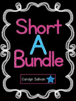 Short A Bundle- Sounding Out Short A CVC Words!