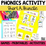 Short A Phonics Activities