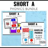 Short A Phonics Mini Bundle