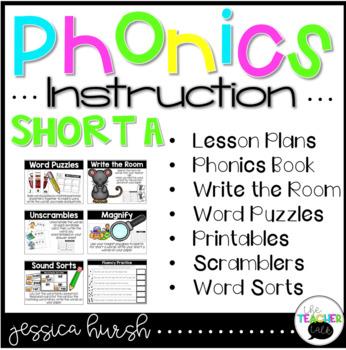 Short A Phonics Instruction Curriculum