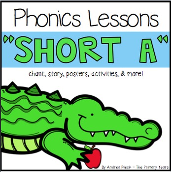 Short A Phonics Activities