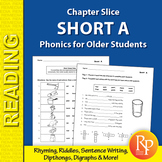 Short A: Phonics for Older Students