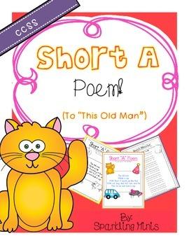 Short A Poem / Song