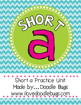 Short A Practice Unit