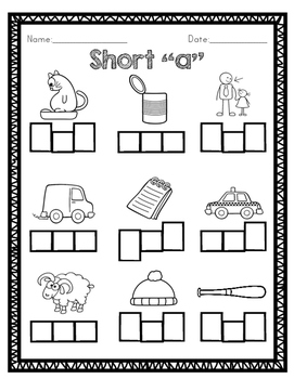 """Short Vowel """"a"""""""