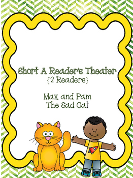 Short A Reader's Theater {2 plays, 2 readers}