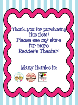 Short A Reader's Theater {2 plays, 3 readers}