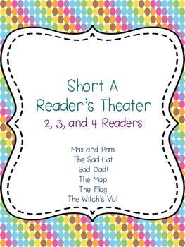 Short A Reader's Theater Bundle