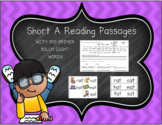 Short Vowel A Reading Passages