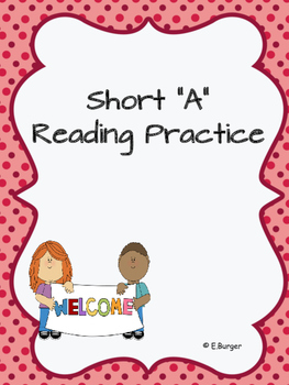 Short A Reading Practice
