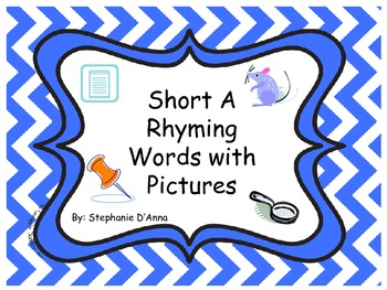 Short A Rhyming Practice