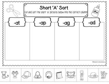 Short 'A' Sort