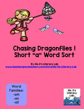 Word Sorts -Glued Sounds