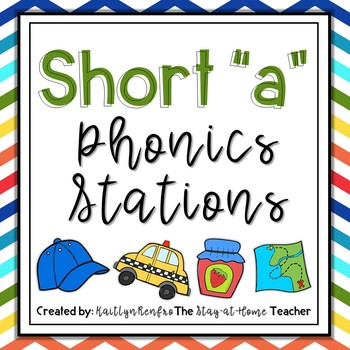 Short A Stations Pack