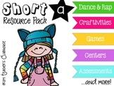 Short A Vowel Unit