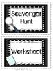 Short A Vs. Long A Word Work Packet