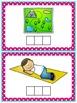 CVC Word Families Word Building Pack {Short Vowels A, E, I, O & U}
