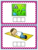 CVC Word Families Word Building Pack {Short Vowels A, E, I
