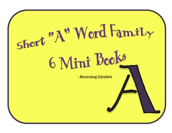"""Short """"A"""" Word Family"""