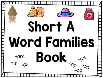 Short A Word Family Passages