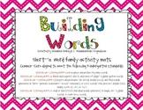 Short-A Word Family Activity Mats