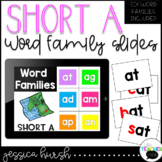 Short A Word Family Slides