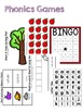 Phonics Centers: Short A and Long A, common core aligned