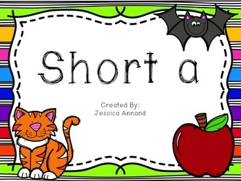 Short A introduction powerpoint