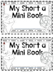 Short A unit ( Differentiated Mini-books, worksheets and fluency)