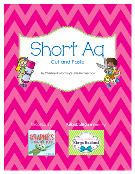 Short Aa Cut and Paste