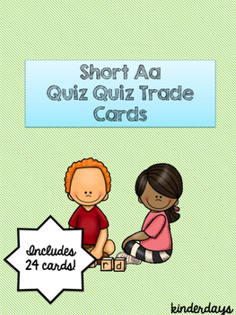 Short Aa Quiz Quiz Trade Cards
