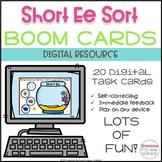 Short Ee Sort Boom Cards