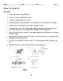 Short Answer - Biology - The Study of Life - Intro