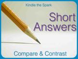 Short Answer Response Part 2Lesson & Activity