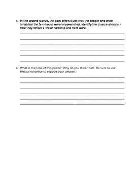 Short Answer and Essay Practice Test