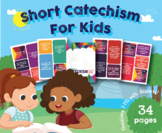 Short Catechism PDF Book, Shorter for Kids, Questions 1-14