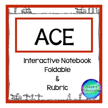 Short Constructed Response Toolkit - ACE & Rubric