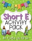 Short E Activity Pack