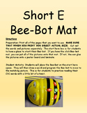 Short E Bee-Bot Mat