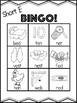 Short E Bingo [10 playing cards]