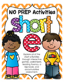 NO PREP Short E Bundle (all short e families)