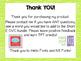 Short E CVC Blending Cards