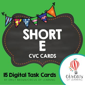 Short E CVC Boom Cards